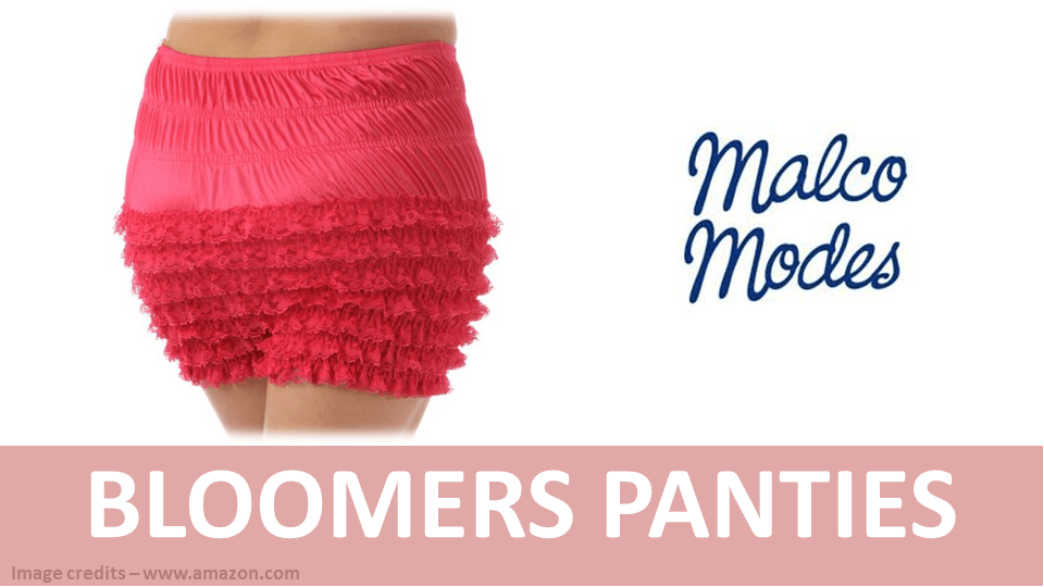 Bloomers Panties by Malco Modes 1280x720