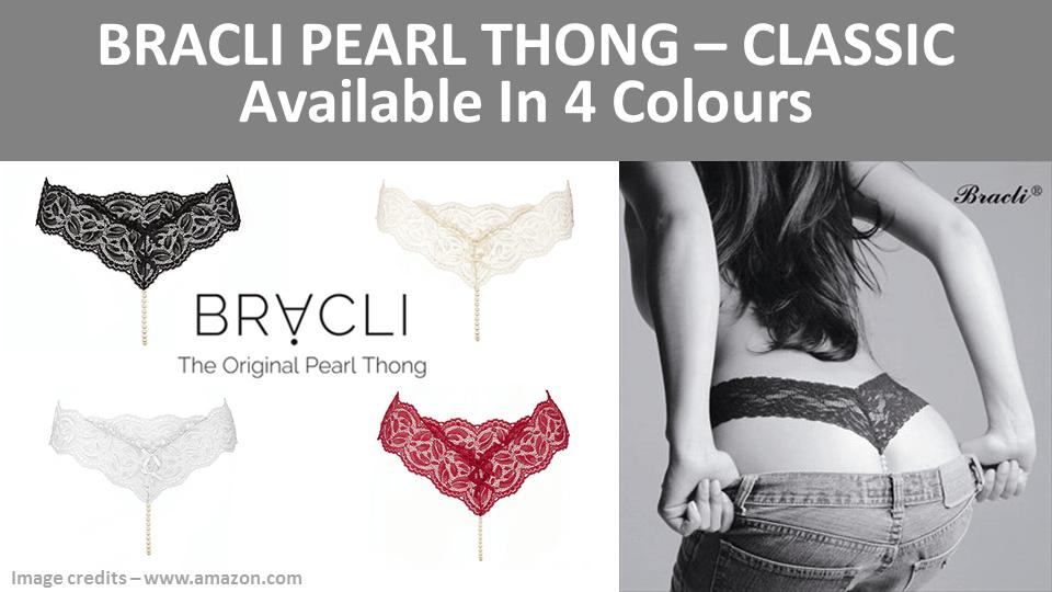 Bracli Pearl Thong Classic
