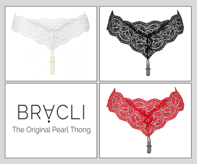 Bracli Your Night - Double Pearl Thong Image 50