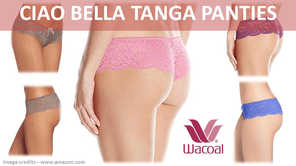Ciao Bella Tanga Panties