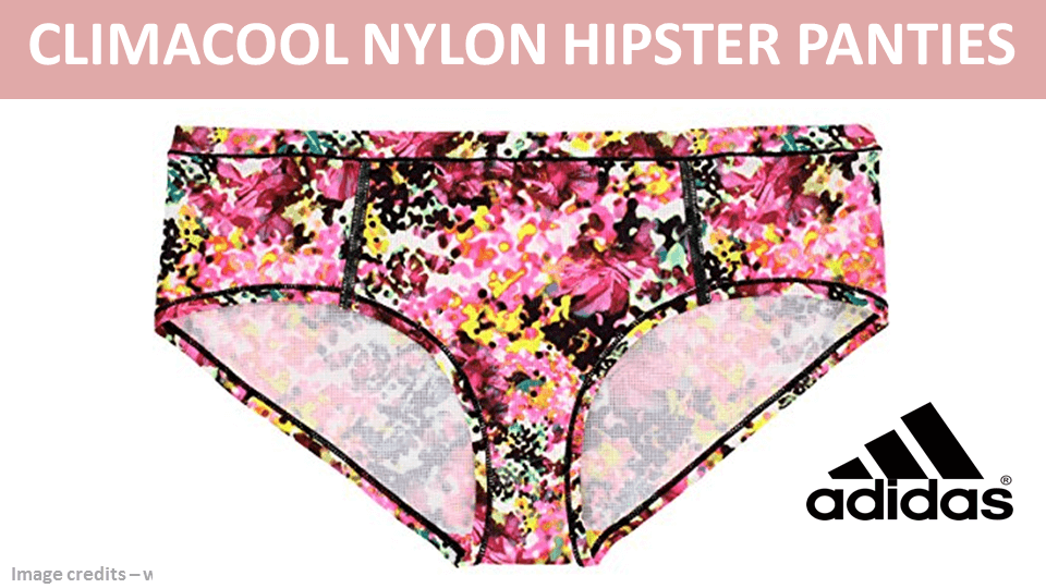 Climacool Nylon Hipster Panties