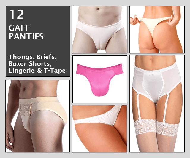 Gaff Panties Main Image 50