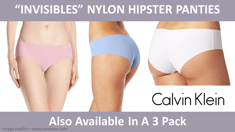 Invisibles Nylon Hipster Panties