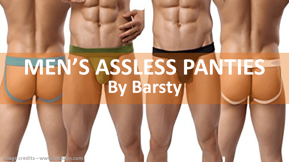 Mens Assless Underwear By Barsty
