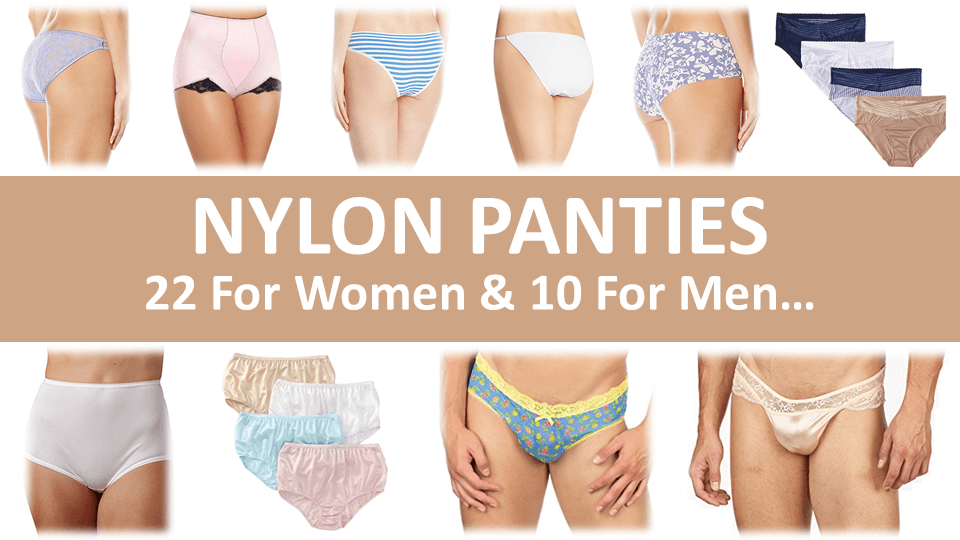 Nylon Panties Main Image