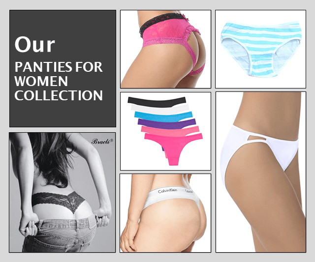 Our Panties For Women Collection Image 50