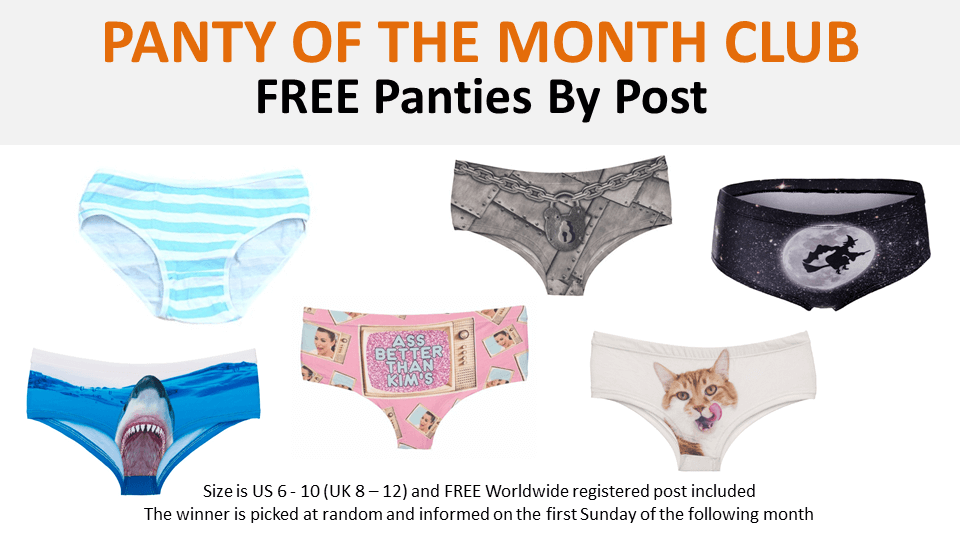 Panty Of The Month Club - Main