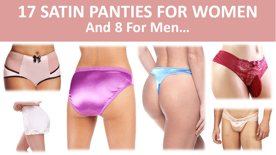 Satin Panties Main