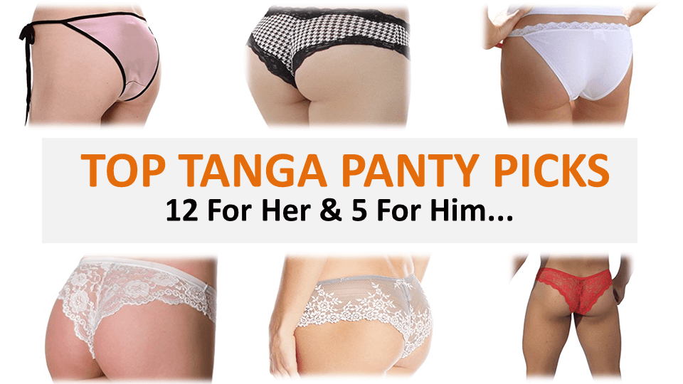 790a2c34790e Top Tanga Panty Picks: 12 For Her And 5 For Him - Maybe This Pair